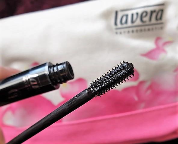 Lavera high definition mascara wand