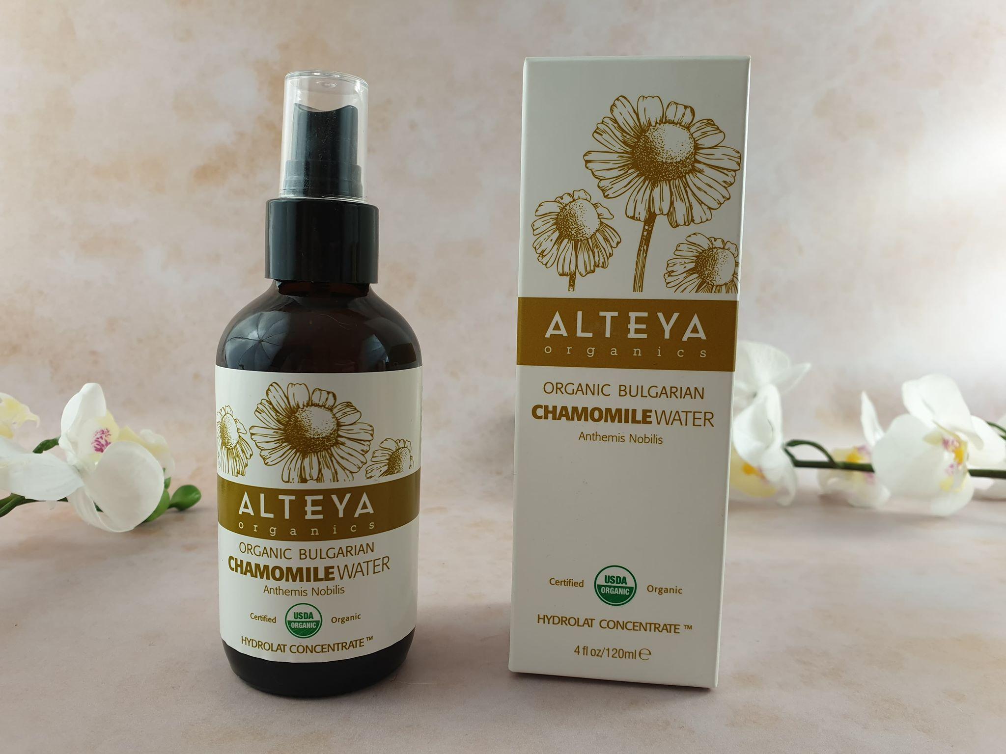 Chamomile Water - Alteya Organics