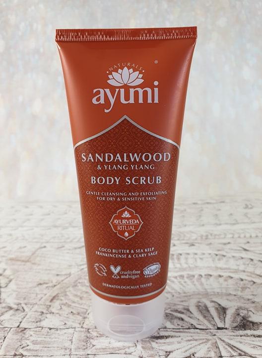 Ayumi body scrub