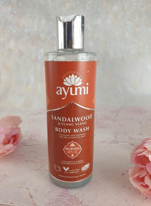 Ayumi Sandalwood Body Wash 250ml