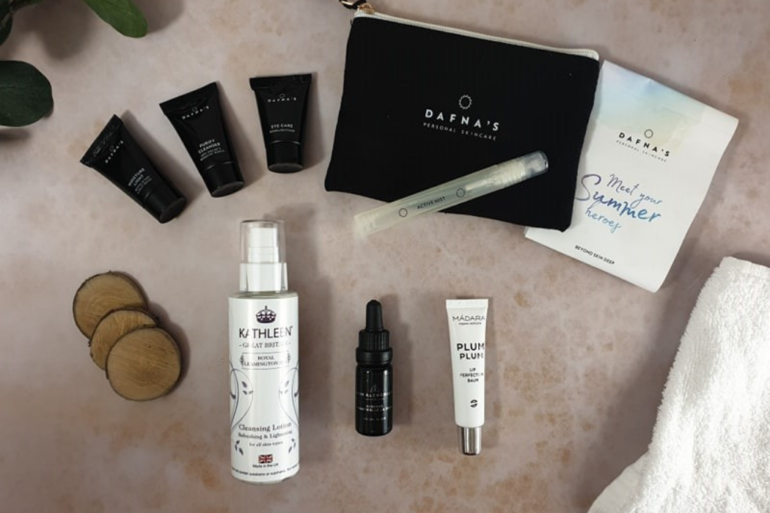 The LoveLula Beauty Box - July Edition