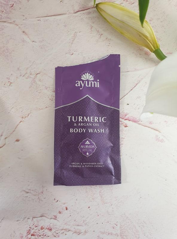 Ayumi Turmeric Body Wash