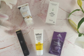 The August LoveLula Beauty Box