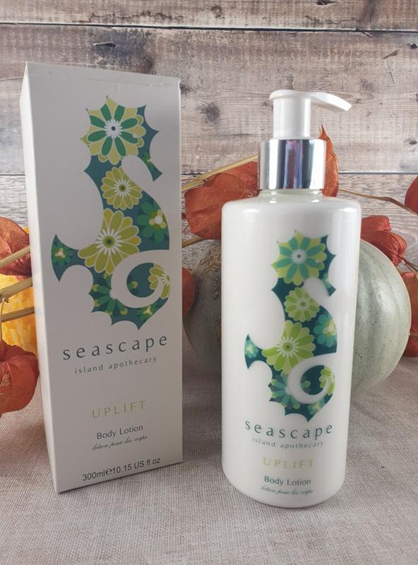 Seascape Island Apothecary Body Lotion Uplift