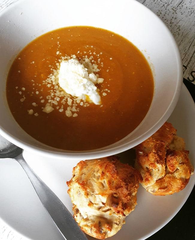 vegetable soup - ww - 0sp