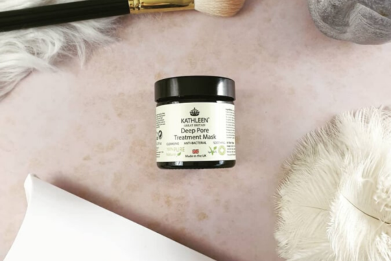 Kathleen Natural Deep Pore Treat Mask