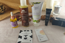 The LoveLula Beauty Box - November 2019