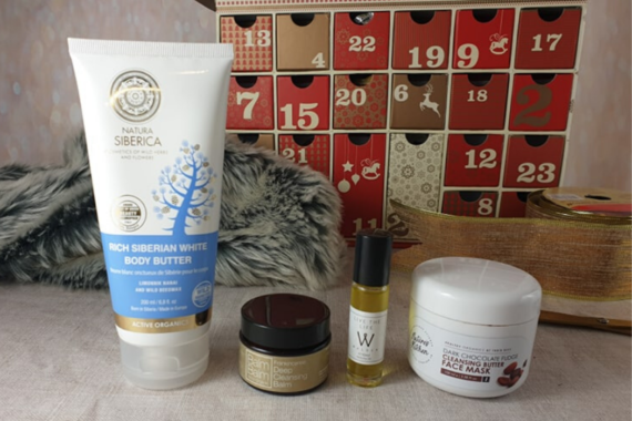 The LoveLula Beauty Box - December Edit