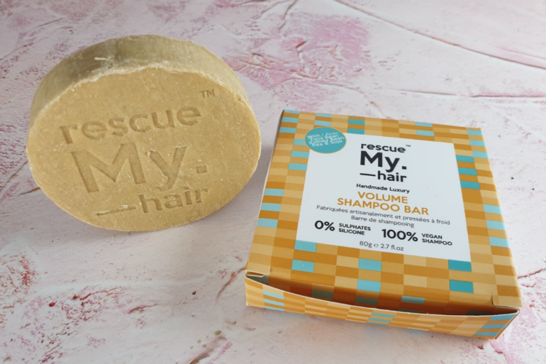 Rescue My. Hair™ Volume Shampoo Bar