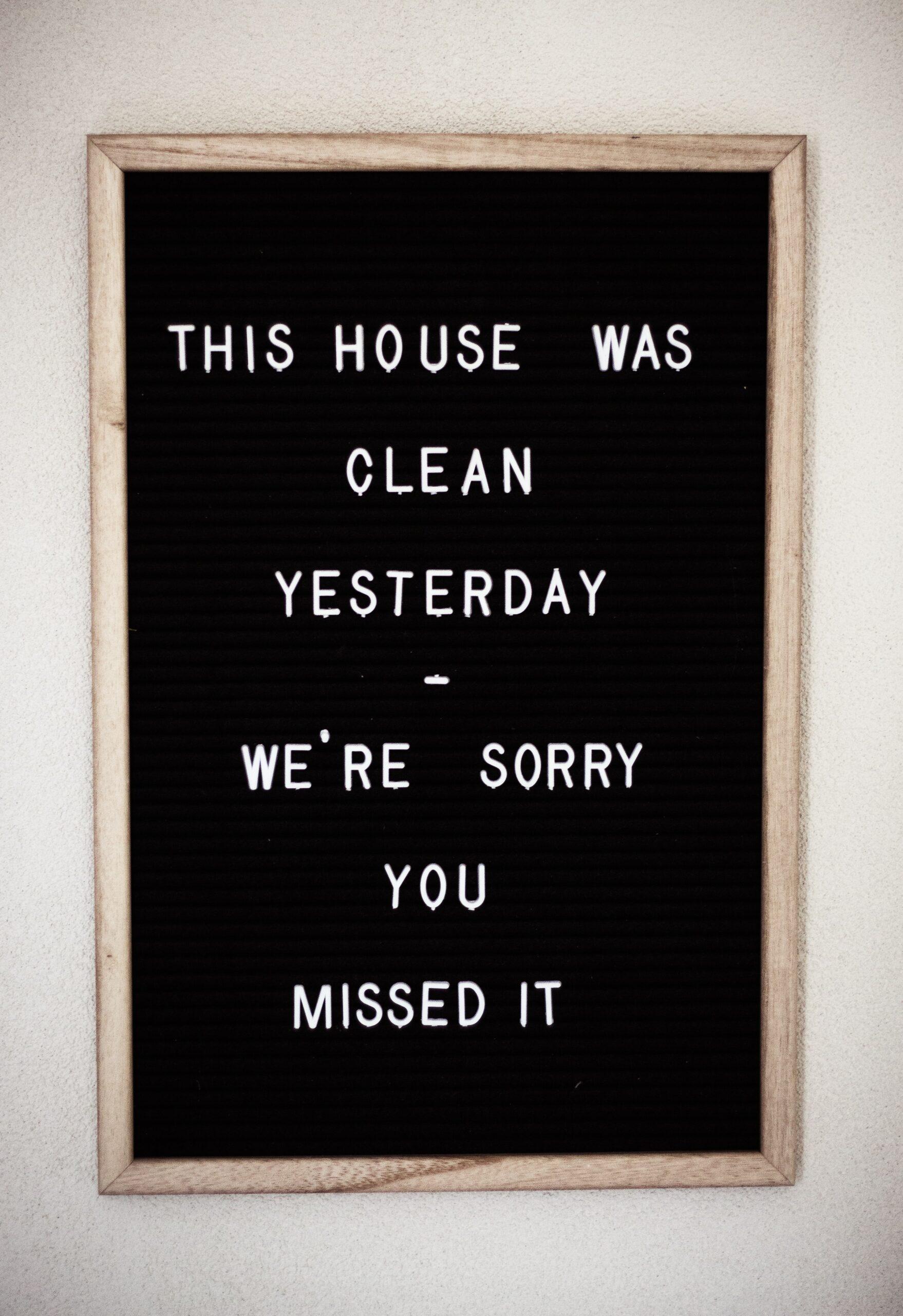 funny housework