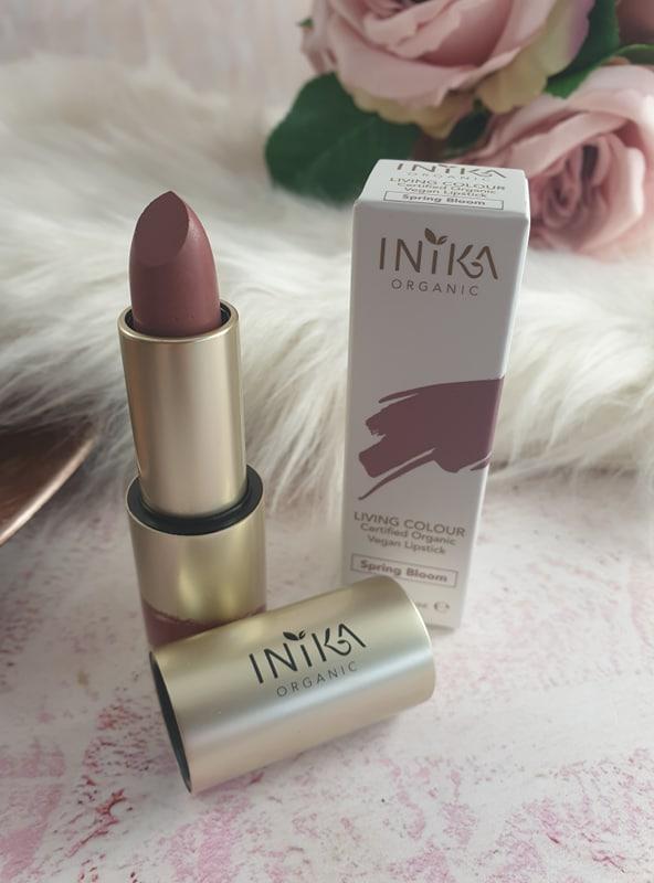 Inika Living Colour Lipstick - Spring Bloom