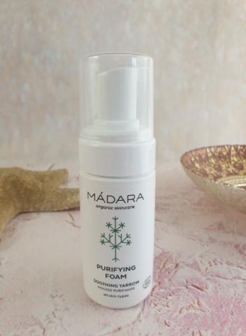 Madara Purifying Foam Cleanser