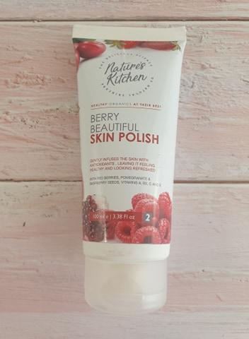 Nature's Kitchen Berry Beautiful Skin Polish