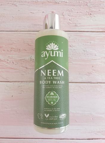Ayumi Neem & Tea Tree Body Wash