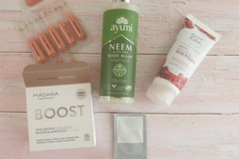 The LoveLula Beauty Box - April 2020