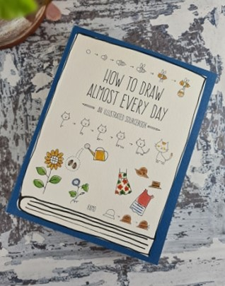 How To Draw Almost Every Day by Kamo