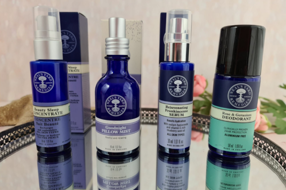 Neal's Yard Remedies - product review