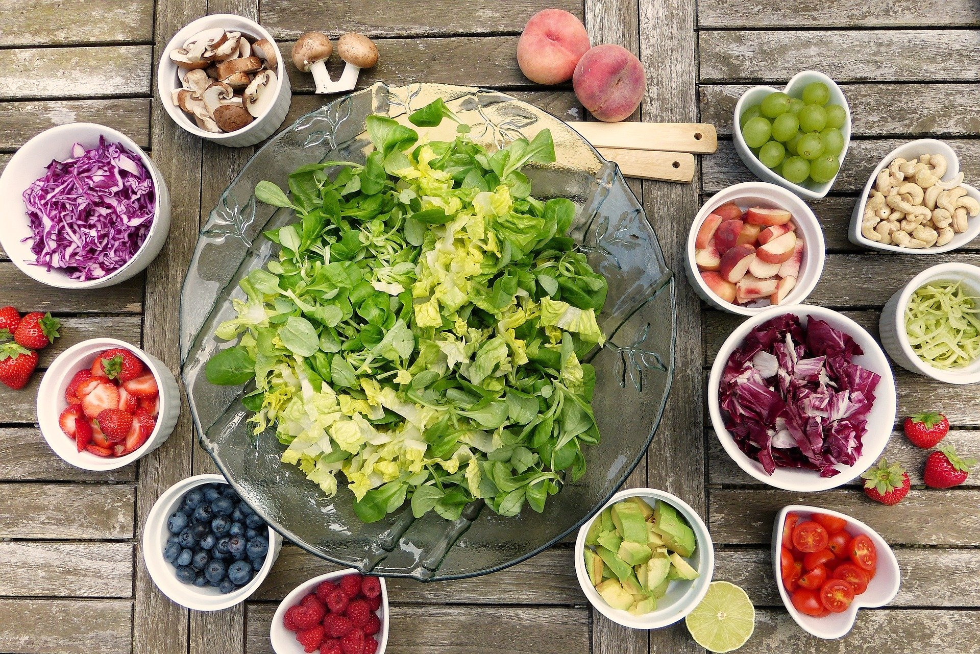 getting o,re vegetables in your diet