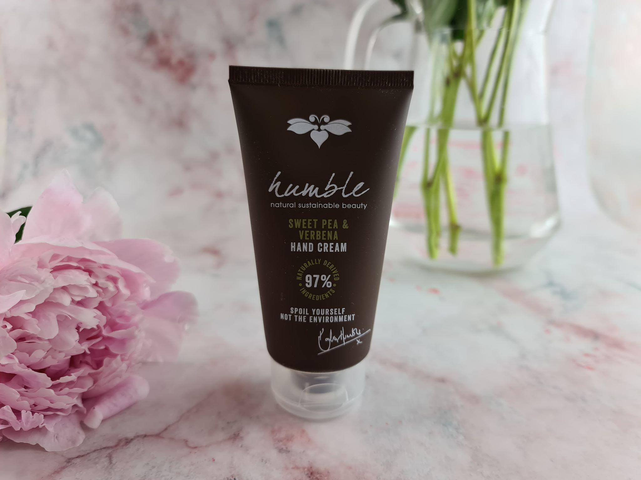 Humble Natural Beauty Sweet Pea & Verbena Hand Cream