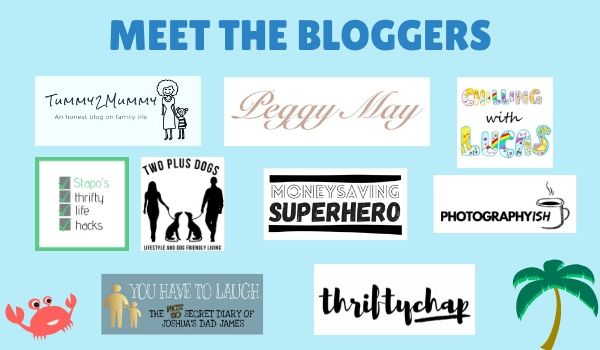 Summer bloggers giveaway 2