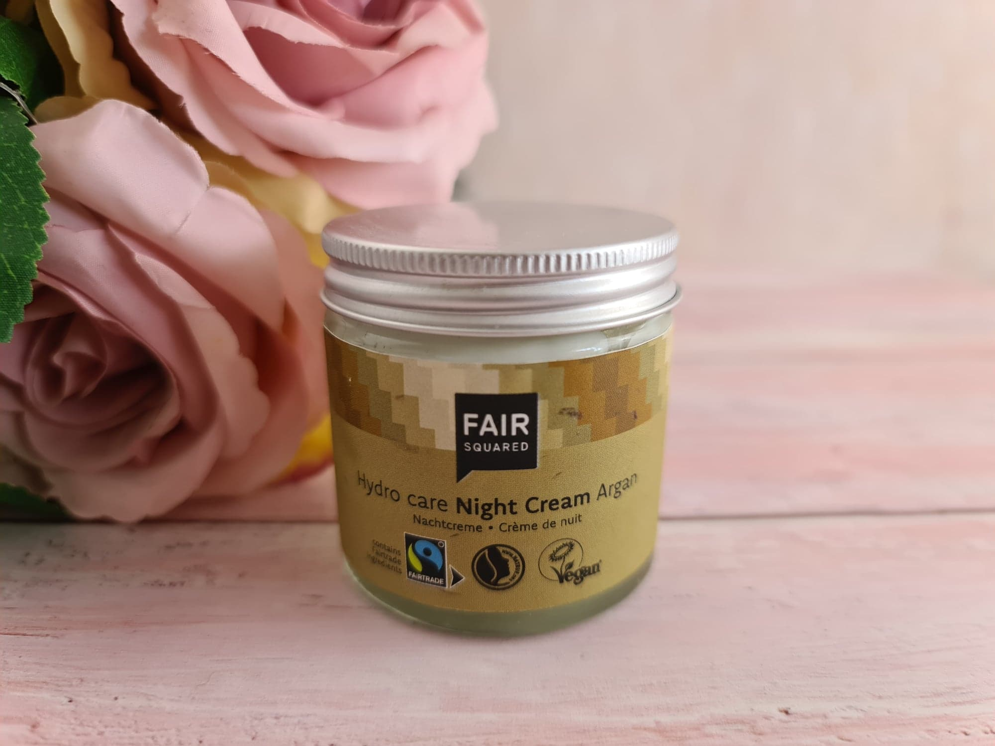 Hydro Care Night Cream Argan