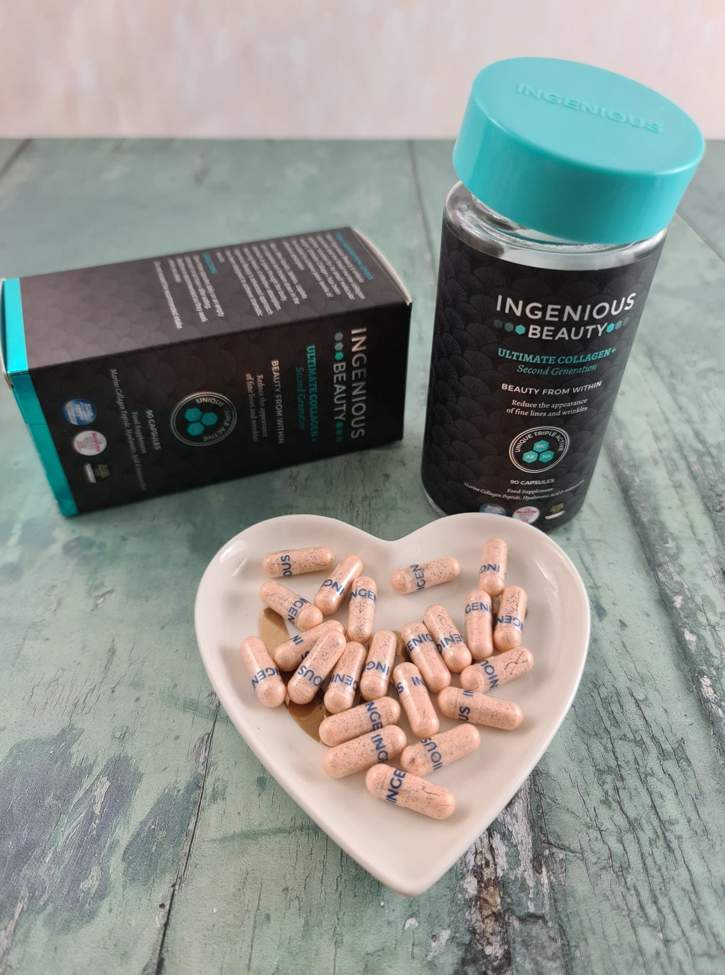 Ingenious Beauty Capsules review