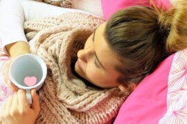 Five Natural Ways To Ease A Cold