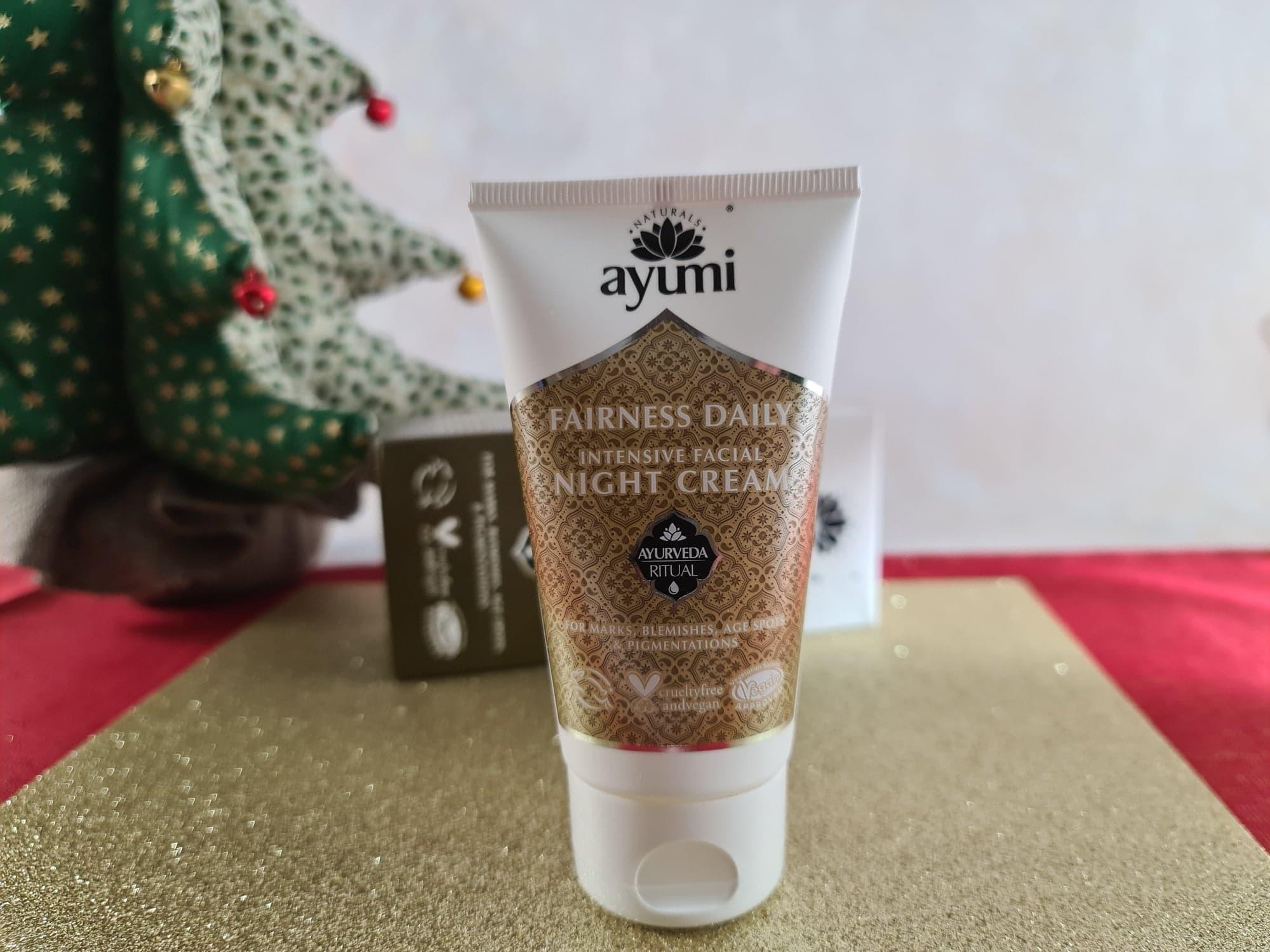 Ayumi Fairness Daily Night Cream