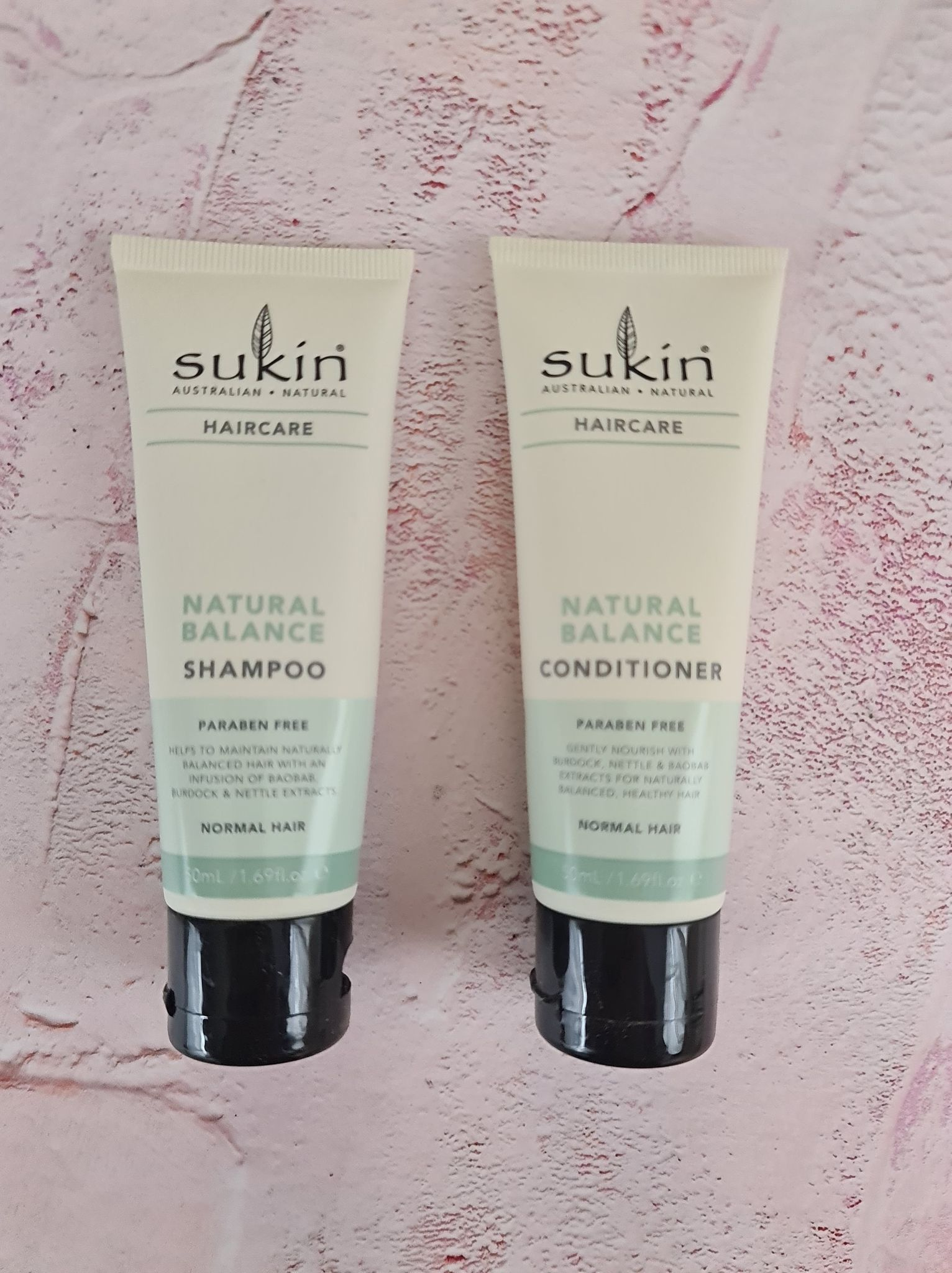 Sukin shampoo and conditioner review