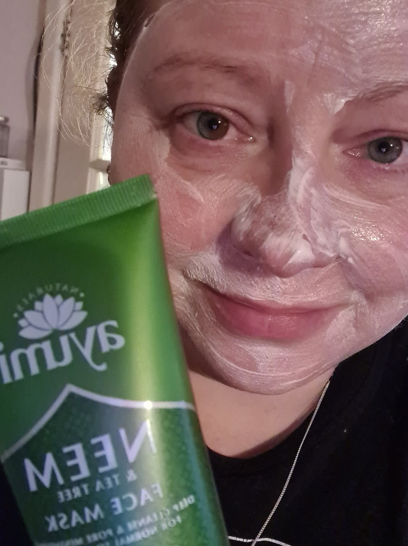 Lu Lovely Ayumi face mask review
