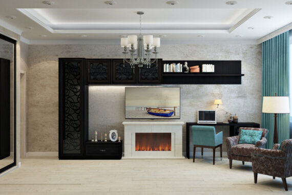 How to Choose Between Freestanding and Insert Fireplaces