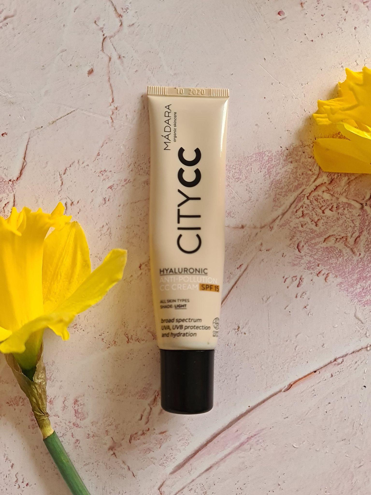 Madara CC Cream review
