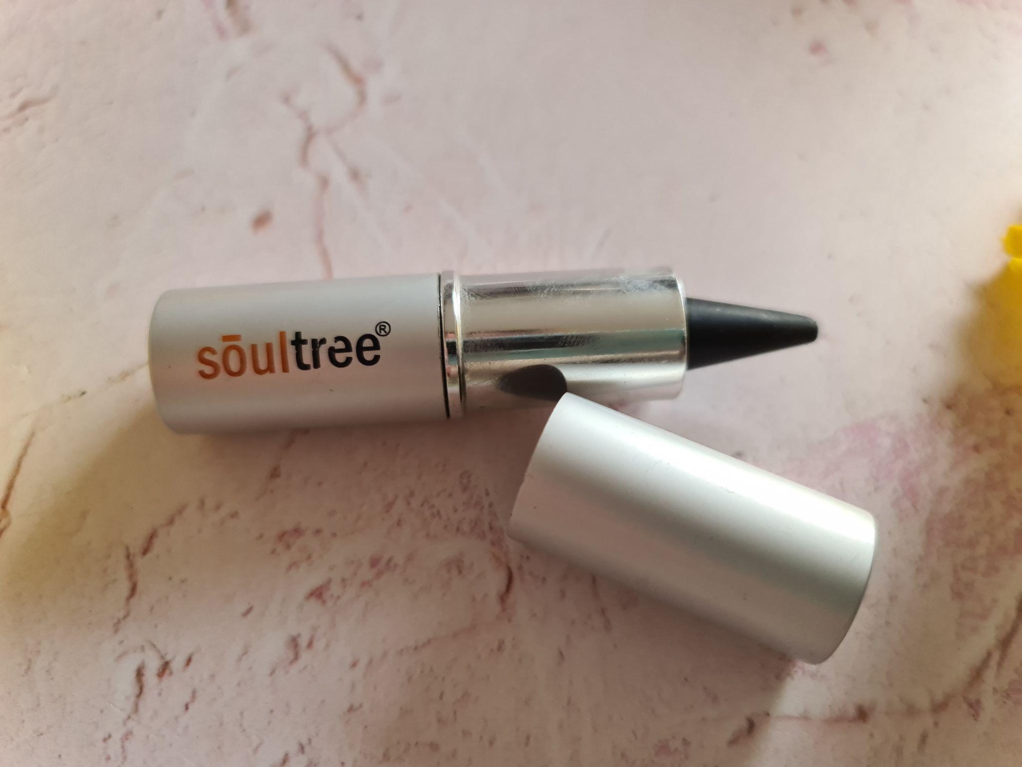 Soul Tree Kajal - Pure Black 011 review