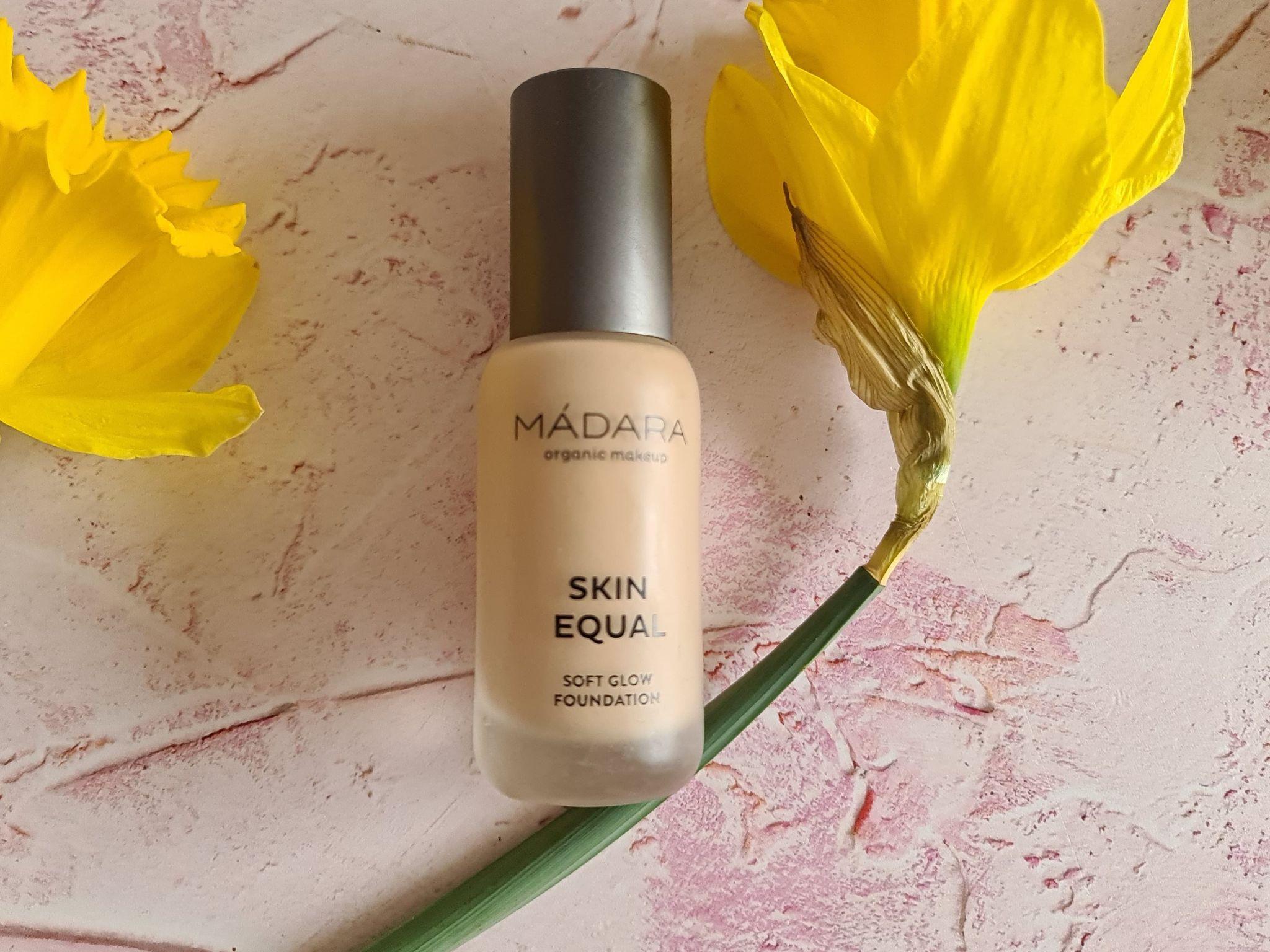 Madara Skin Equal Soft Glow Foundation - #20 Ivory
