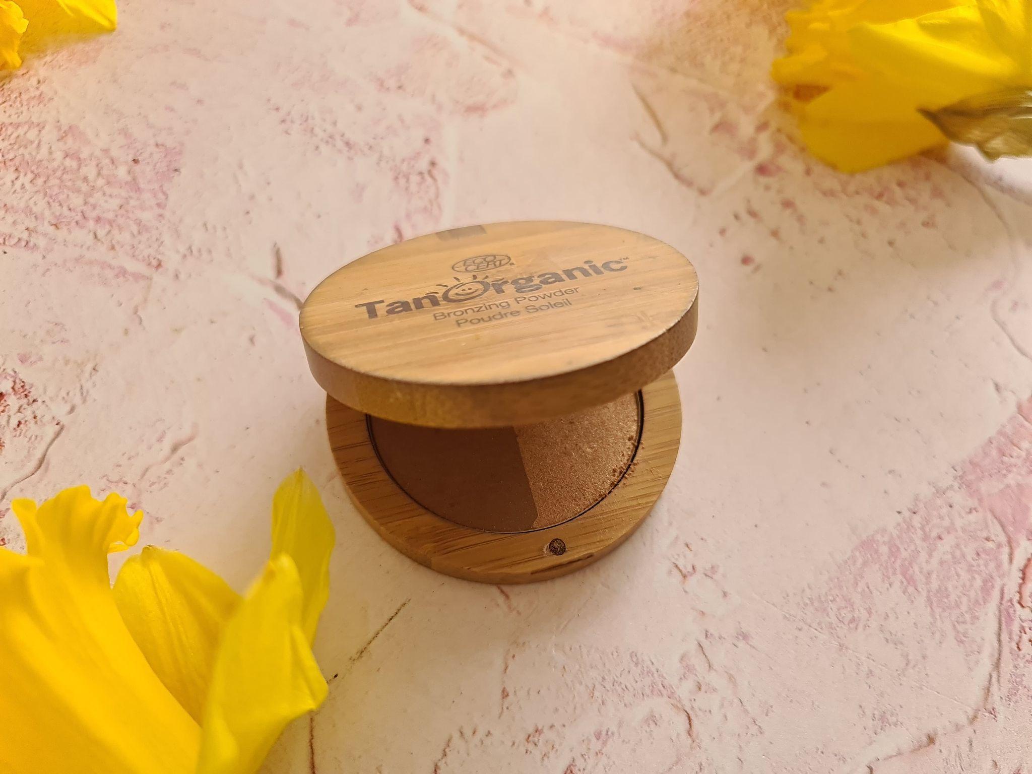 TanOrganic Duo Bronzer review