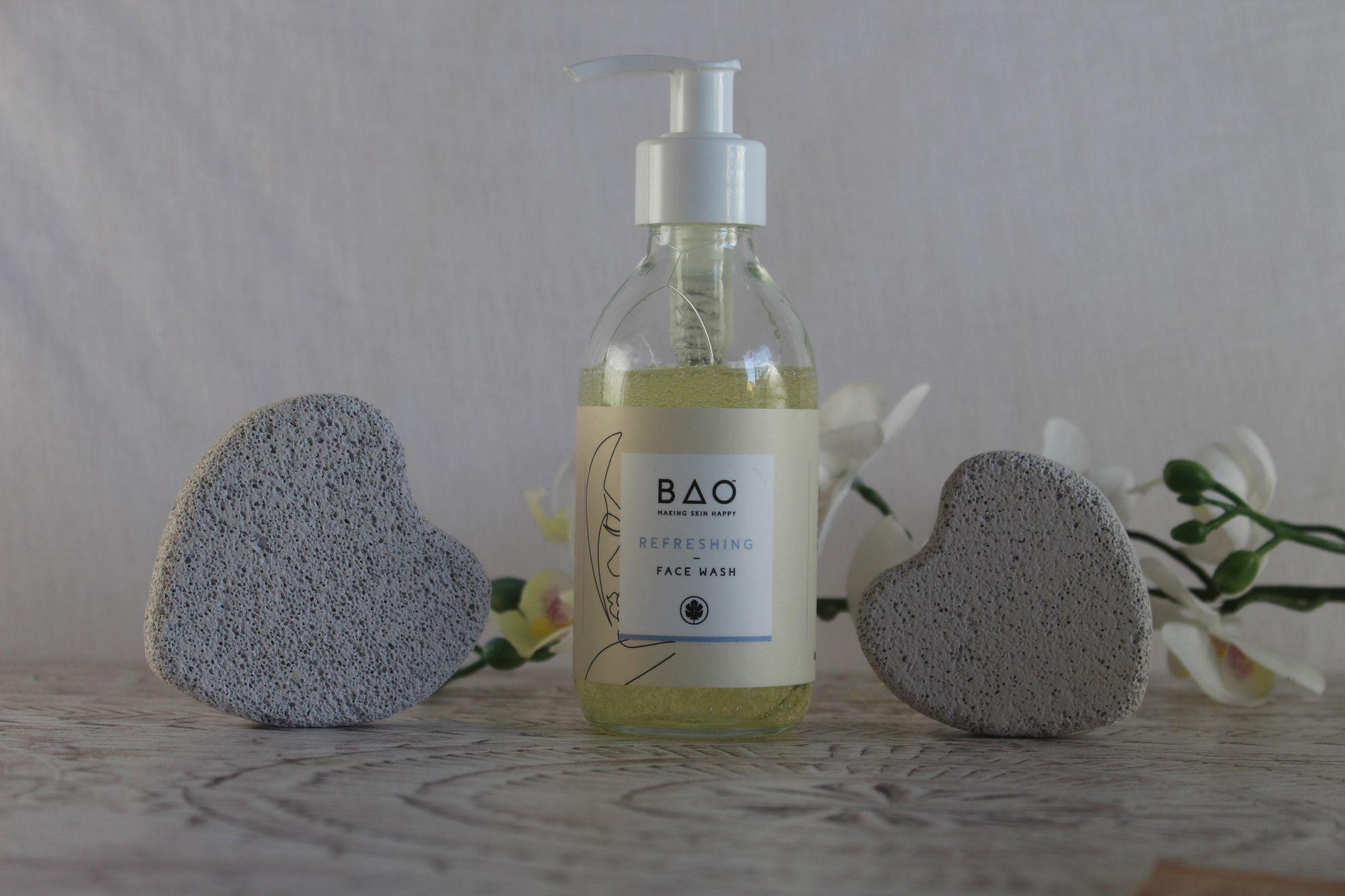 BAO Refreshing Face Wash review
