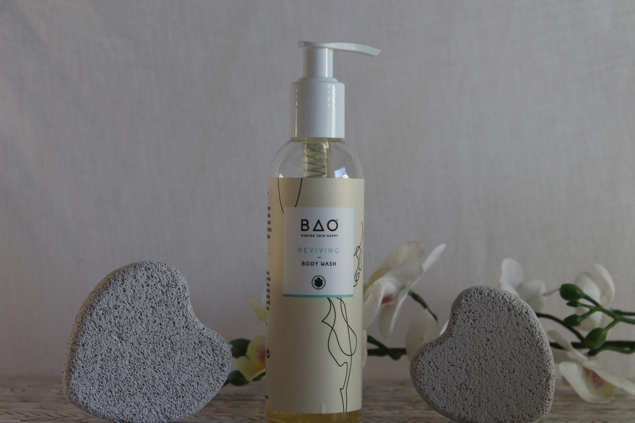 BAO Reviving body wash review