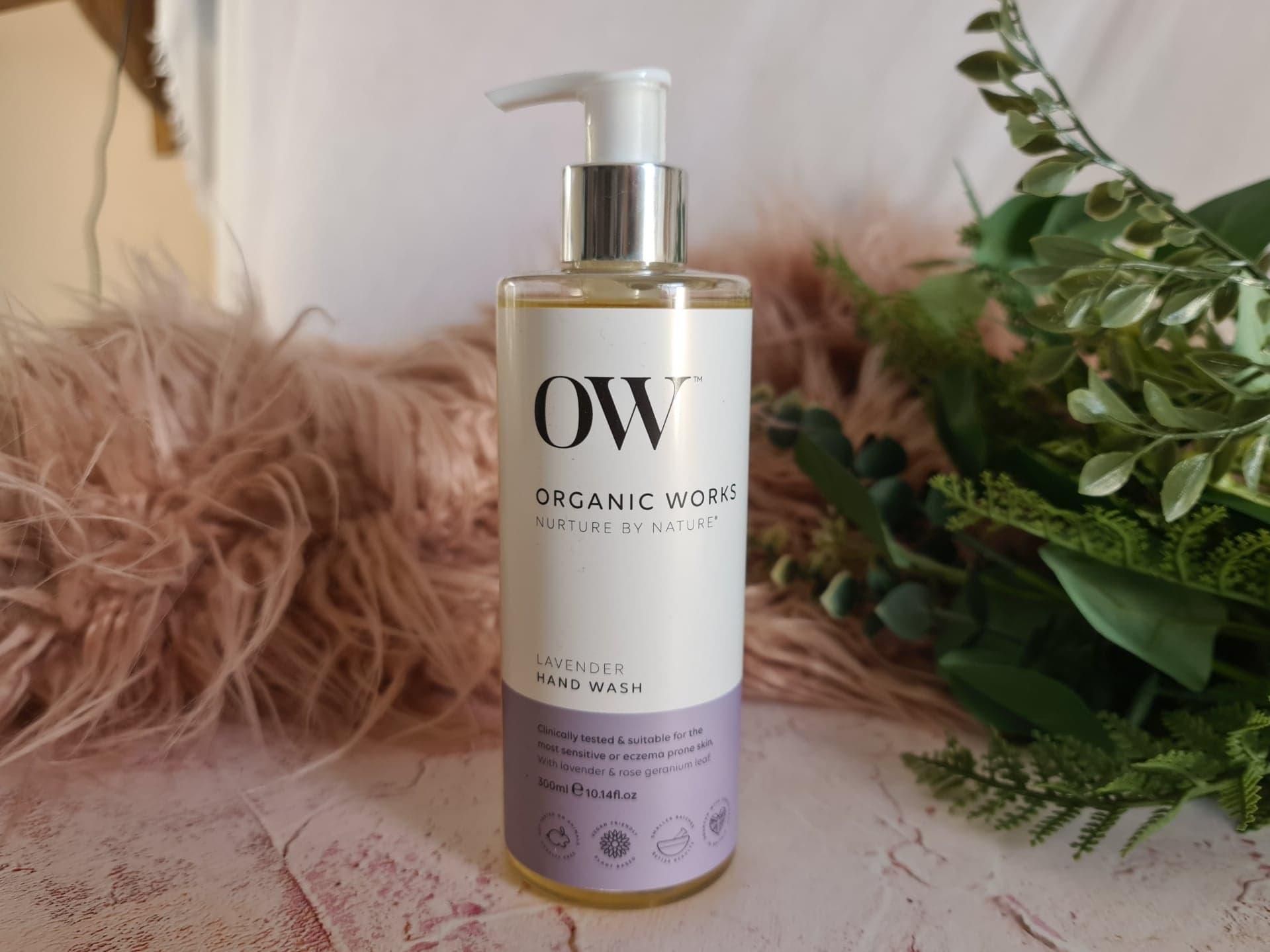 Organic Works Lavender Hand Wash