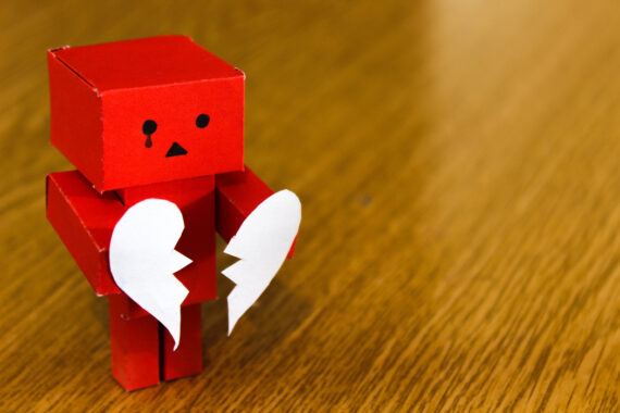 How To Deal With the End of a Long Term Relationship