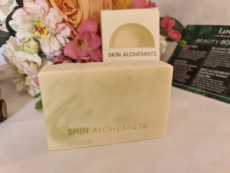 Skin Alchemists Equilibrium Artisan Soap Bar review