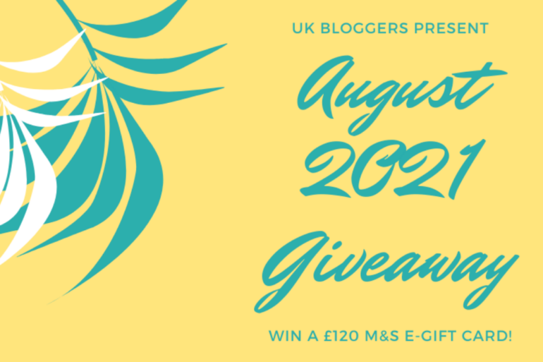 August Giveaway - M&S £120 Gift Card
