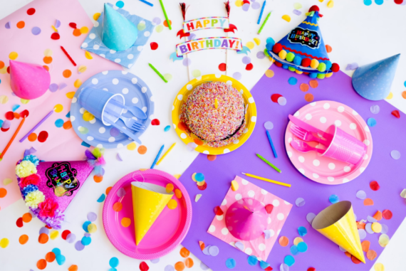 Children's Party Tips For A Stress Free Party