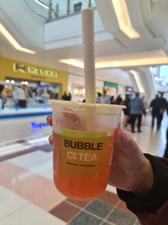 boba tea bubble tea