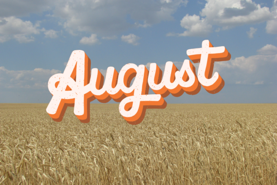 My August 2021 Favourites